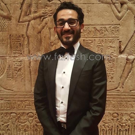 صورة رقم 17 - هل فعلا يغار احمد حلمي من (طرزان) المتسابق المصري في عرب غوت تالنت؟