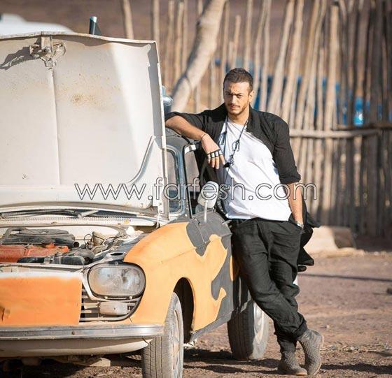 صورة رقم 16 -  البشير عبدو ينفي اشاعة براءة سعد المجرد من تهمة الاغتصاب!