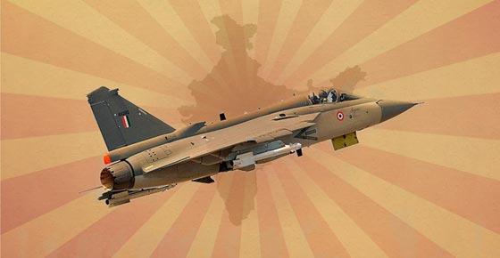 صورة رقم 5 - صور طائرات مقاتلة (إف 16):هل ستكون اول طائرة هندية أصيلة؟