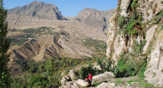 صورة رقم 8 - اجمل صور سحر الطبيعة الخلابة في العراق، بين الجبل والبحر..
