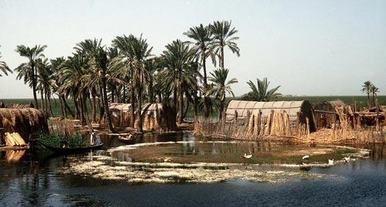 صورة رقم 1 - اجمل صور سحر الطبيعة الخلابة في العراق، بين الجبل والبحر..