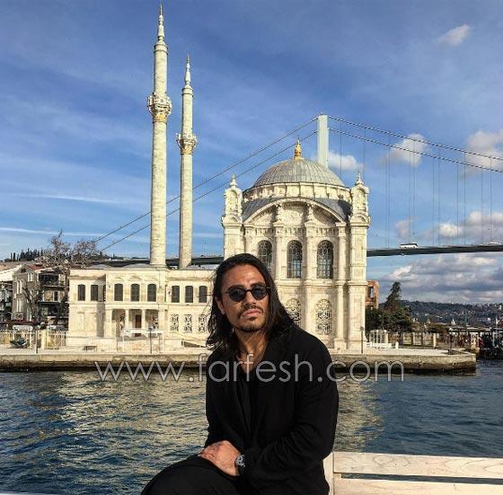 صورة رقم 9 - بالصور.. الملك عبد الله يقلد الطاهي التركي صاحب رشة الملح الشهيرة