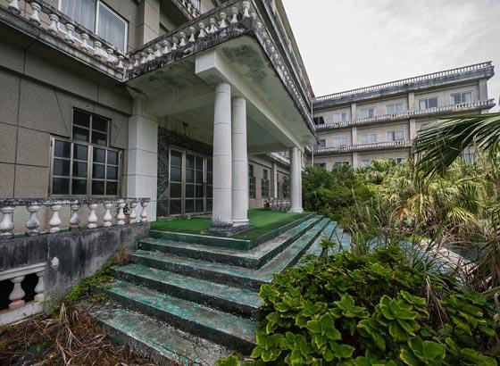 صورة رقم 17 - فيديو وصور..أكبر فندق ياباني مهجور