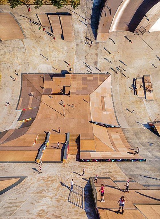 صورة رقم 12 - صور غريبة بأبعاد مذهلة يلتقطها مصور تركي بطائرات درون