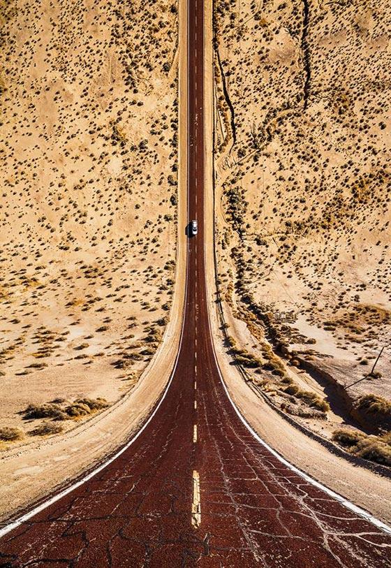 صورة رقم 13 - صور غريبة بأبعاد مذهلة يلتقطها مصور تركي بطائرات درون
