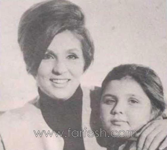 صورة رقم 3 - في عيد ميلادها ال 65: هويدا ابنة صباح هي بطلة (المتزوجون) الأصلية وحاولت الانتحار