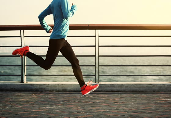 صورة رقم 6 - 5 عادات سيئة يمكن ان تقع فيها قبل ممارسة رياضة الجري