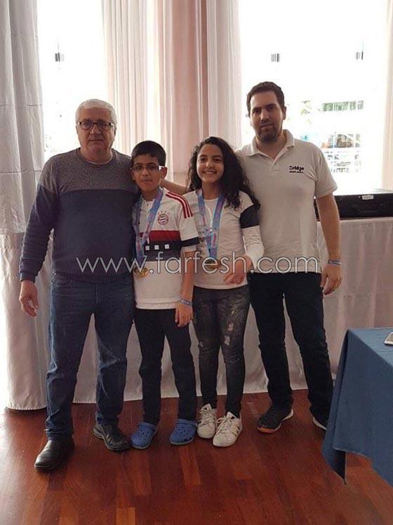 صورة رقم 2 - انجاز مذهل لطلاب البريدج العرب وميداليات ذهبية في جميع المستويات