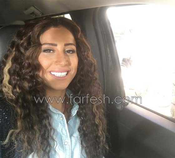مفاجأة: لن تتخيل رد فعل زينة عاشور على خبر زواج عمرو دياب ودينا الشربيني صورة رقم 16