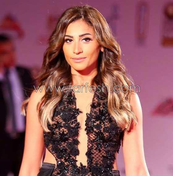 مفاجأة: لن تتخيل رد فعل زينة عاشور على خبر زواج عمرو دياب ودينا الشربيني صورة رقم 17