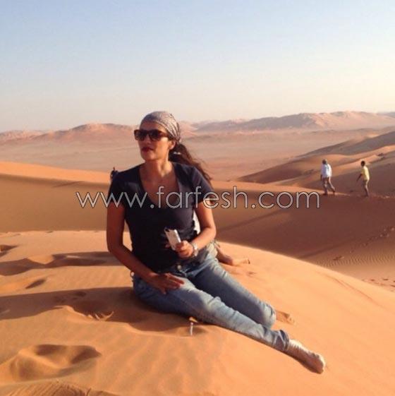 مفاجأة: لن تتخيل رد فعل زينة عاشور على خبر زواج عمرو دياب ودينا الشربيني صورة رقم 8