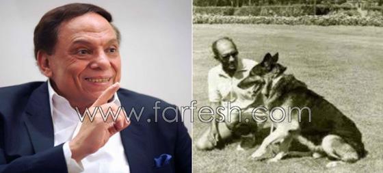 قصة عادل إمام. مع كلب السادات ولماذا حاول القذافي اغتياله؟ صورة رقم 3