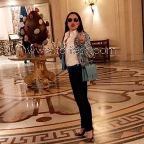 صور شريهان الغريبة تفاجئ جمهورها ومطالبتها بالعودة للاناقة! صورة رقم 2