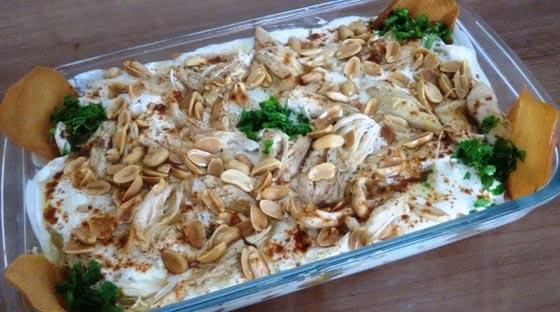 مأكولات شهية حول العالم لمائدة رمضان: المطبخ السوري صورة رقم 1