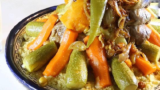 صورة رقم 1 - مأكولات شهية حول العالم لمائدة رمضان.. المطبخ المغربي