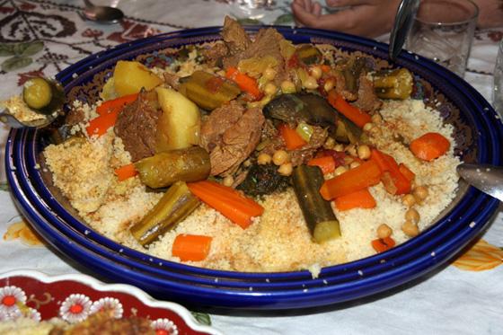 صورة رقم 3 - مأكولات شهية حول العالم لمائدة رمضان.. المطبخ المغربي