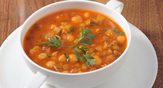 صورة رقم 4 - مأكولات شهية حول العالم لمائدة رمضان.. المطبخ المغربي