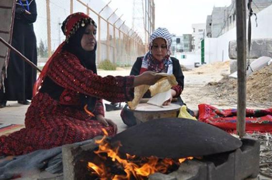صورة رقم 1 - مأكولات شهية حول العالم لمائدة رمضان.. المطبخ الفلسطيني