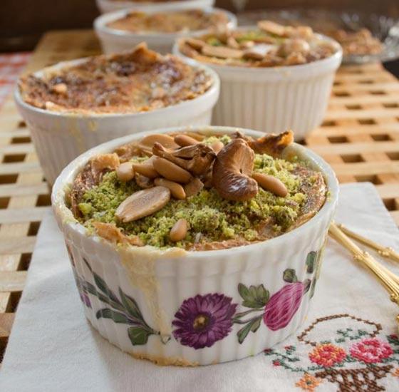 صورة رقم 6 - مأكولات شهية حول العالم لمائدة رمضان.. المطبخ المصري