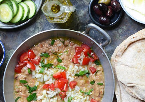 صورة رقم 4 - مأكولات شهية حول العالم لمائدة رمضان.. المطبخ المصري