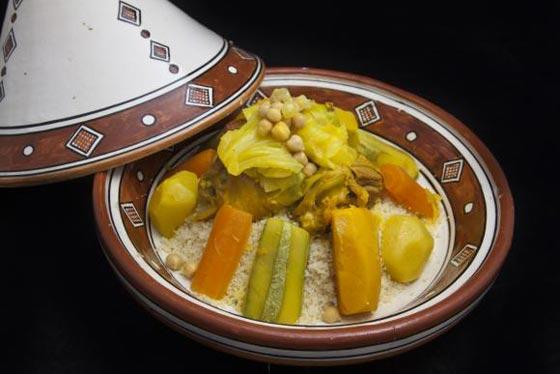 صورة رقم 1 - مأكولات شهية حول العالم لمائدة رمضان.. المطبخ الجزائري