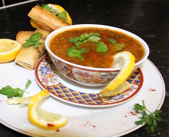 صورة رقم 4 - مأكولات شهية حول العالم لمائدة رمضان.. المطبخ التونسي