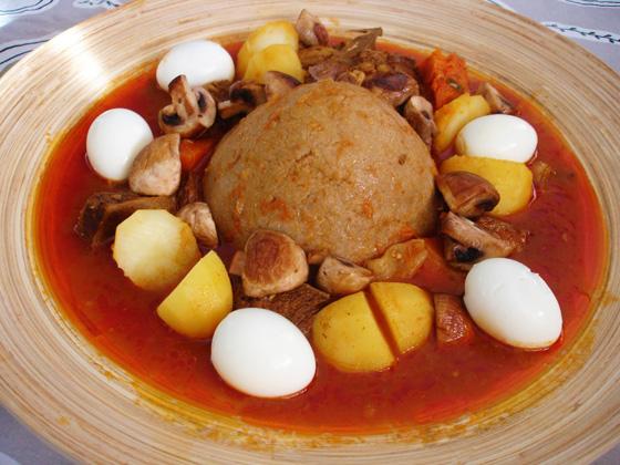 مأكولات شهية حول العالم لمائدة رمضان.. المطبخ الليبي   صورة رقم 1