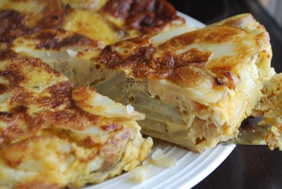 مأكولات شهية حول العالم لمائدة رمضان: المطبخ الاسباني صورة رقم 5