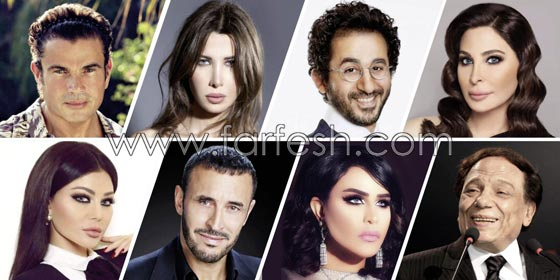 من هم النجوم العرب الذين شملتهم قائمة فوربس لأهم المشاهير؟ ومن الأول؟ صورة رقم 2