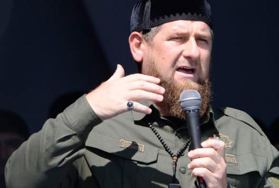 بعد ظهور أعراض كورونا عليه.. نقل رئيس الشيشان إلى موسكو صورة رقم 3