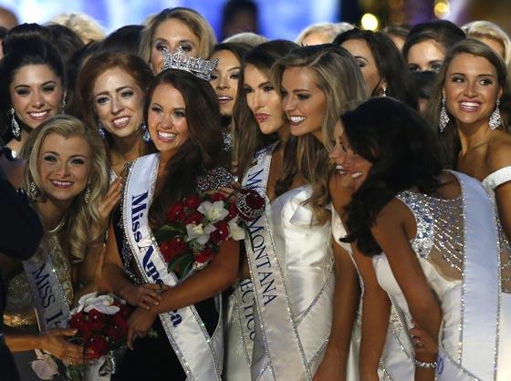 فيديو وصور انتخاب ملكة جمال امريكا لعام 2018 صورة رقم 8