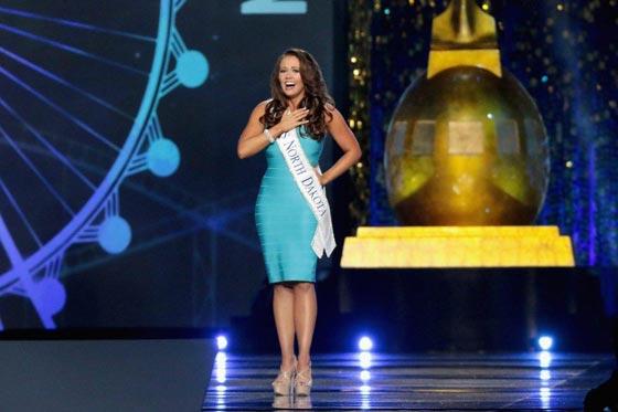 فيديو وصور انتخاب ملكة جمال امريكا لعام 2018 صورة رقم 6