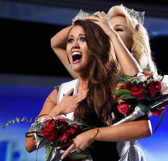 فيديو وصور انتخاب ملكة جمال امريكا لعام 2018 صورة رقم 2