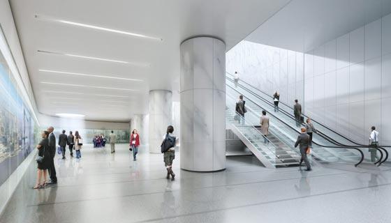 شاهد برج الحرية المقام مكان مركز التجارة العالمي المدمر في 11 سبتمبر صورة رقم 4