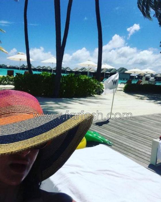 صور صادمة: نجوم الفن على طبيعتهم بدون مكياج على الشاطئ! صورة رقم 21