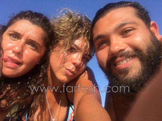 صور صادمة: نجوم الفن على طبيعتهم بدون مكياج على الشاطئ! صورة رقم 1
