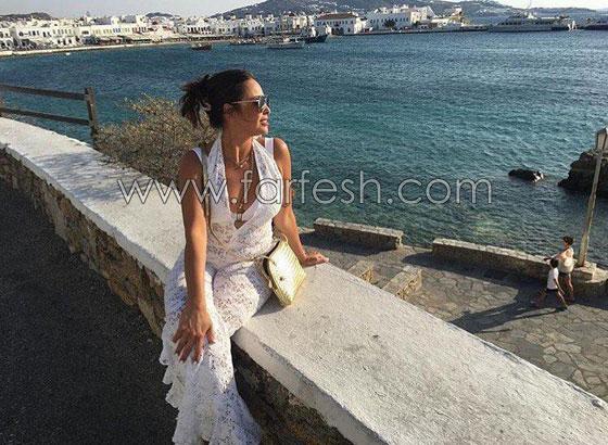 صور صادمة: نجوم الفن على طبيعتهم بدون مكياج على الشاطئ! صورة رقم 7