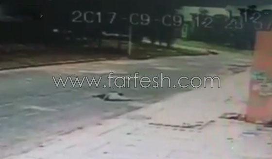 فيديو مروع.. لحظة سقوط رجل من الطابق السادس وارتطامه بالأرض صورة رقم 3