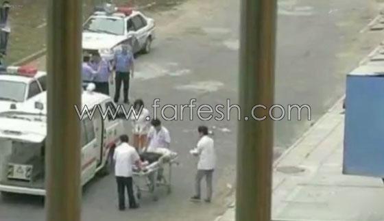 فيديو مروع.. لحظة سقوط رجل من الطابق السادس وارتطامه بالأرض صورة رقم 6