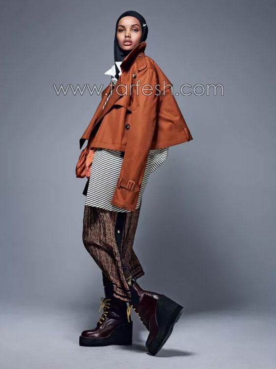 عارضة أزياء محجبة تتعاقد مع نايكي وتحطم الحواجز في عالم الموضة صورة رقم 19