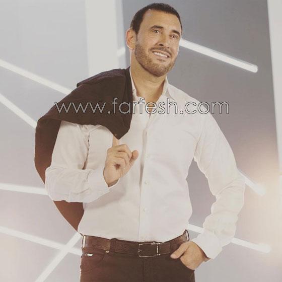 هابي بيرثدي للقيصر العراقي.. فيديو كاظم الساهر يحتفل بعيد ميلاده الـ 60 صورة رقم 8