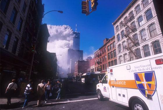 بالفيديو.. نشر تسجيلات المكالمات الأخيرة لضحايا هجمات 11 سبتمبر  صورة رقم 4