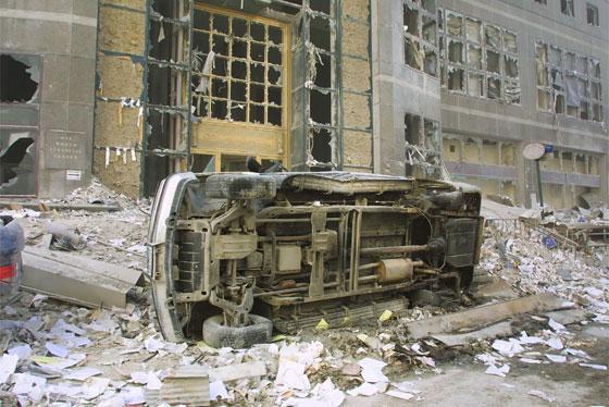 بالفيديو.. نشر تسجيلات المكالمات الأخيرة لضحايا هجمات 11 سبتمبر  صورة رقم 11