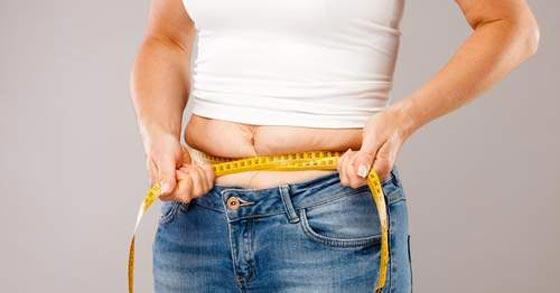 صورة رقم 1 - ما هي أسباب تكدس الدهون بمنطقة البطن؟