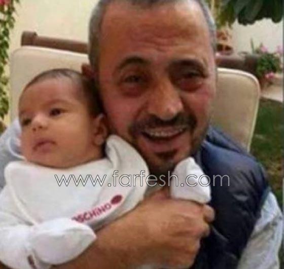 صورة رقم 6 - صور ابنة سلطان الطرب: ندى زيدان تنشر صور عيون جورج وسوف بعيدها الثاني