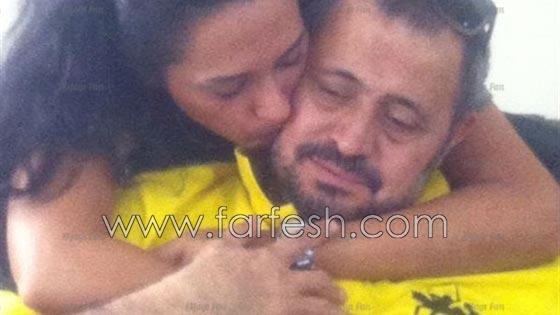 صورة رقم 4 - صور ابنة سلطان الطرب: ندى زيدان تنشر صور عيون جورج وسوف بعيدها الثاني