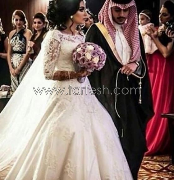 صورة رقم 1 - إليكم أجمل أعراس المشاهير التي ضجت بها مواقع التواصل هذا العام