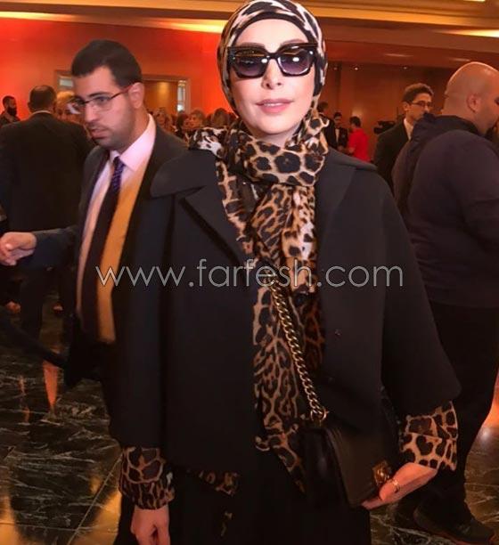 أمل حجازي: لن أتخلى عن أناقتي رغم حجابي والمنتقدين كان لا بد من وضع حد لهم! صورة رقم 2