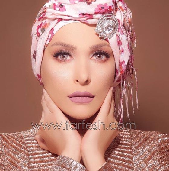 أمل حجازي: لن أتخلى عن أناقتي رغم حجابي والمنتقدين كان لا بد من وضع حد لهم! صورة رقم 1