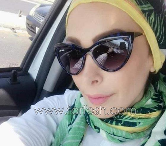 أمل حجازي: لن أتخلى عن أناقتي رغم حجابي والمنتقدين كان لا بد من وضع حد لهم! صورة رقم 6